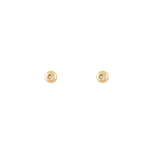 Donut Stud Earrings - Phoenix Roze