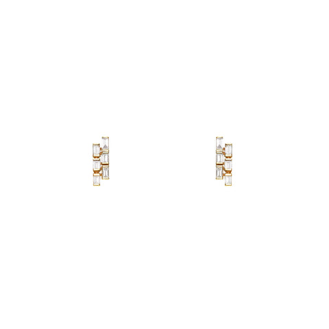 Image of Medium Empire Earrings