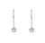 Image of Moonstone Pendulum Earring