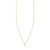 Musical Note Gold Necklace - Phoenix Roze