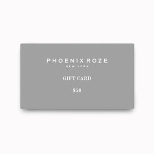 Online Jewelry Gift Card
