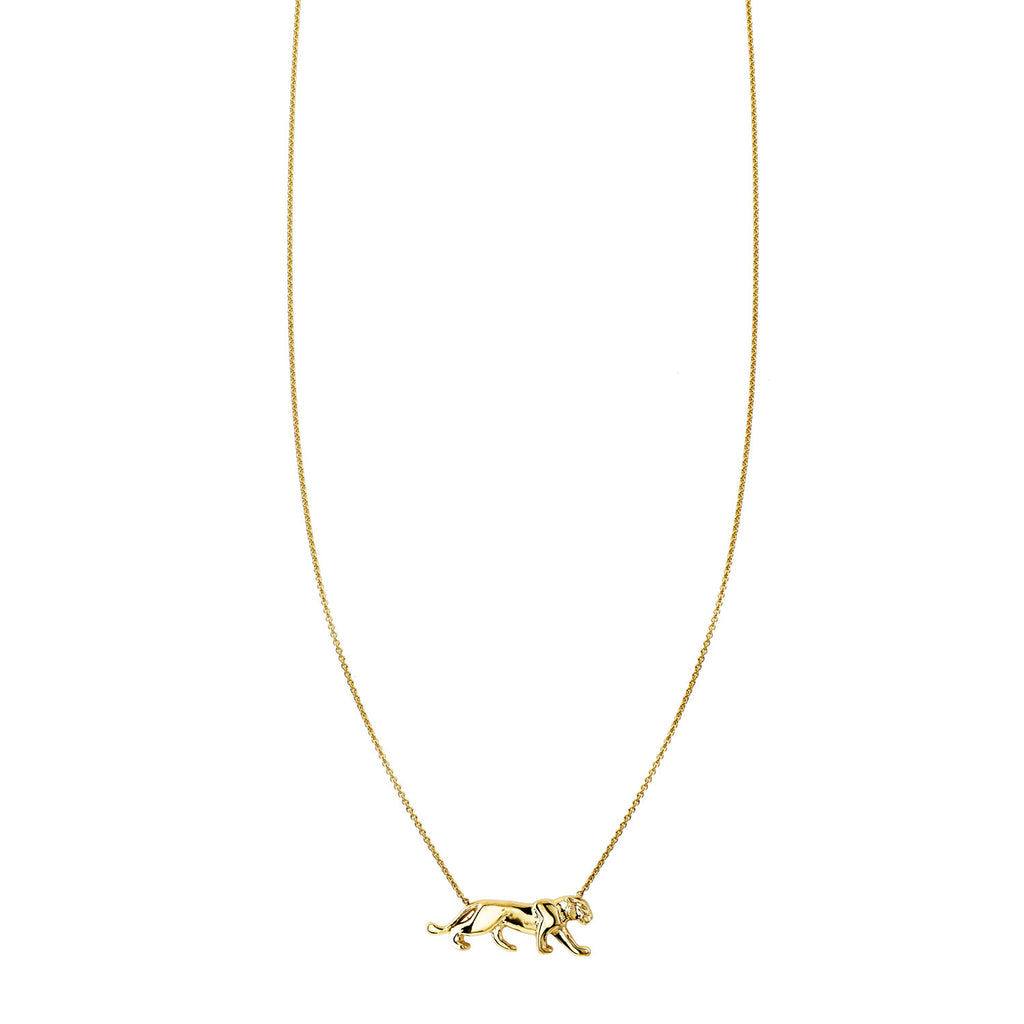 Panther Necklace - Phoenix Roze