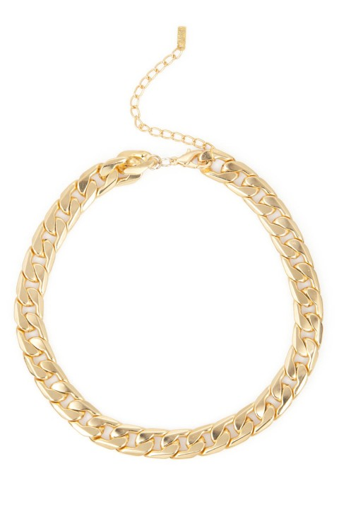 Aden Newyork The Highway Chain Necklace