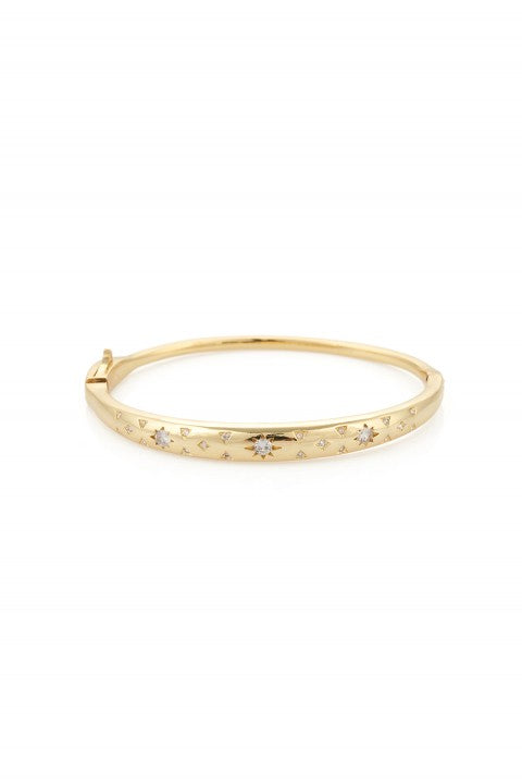 Aden Newyork The North Star Cuff