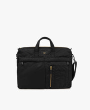 wouf Black Bomber Bag - Laptop Çantası