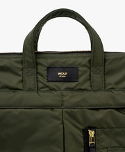 wouf Camo Bomber Bag - Laptop Çantası