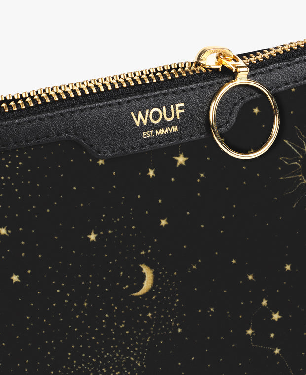 wouf Galaxy Pocket Clutch Bag - Mini El Çantası