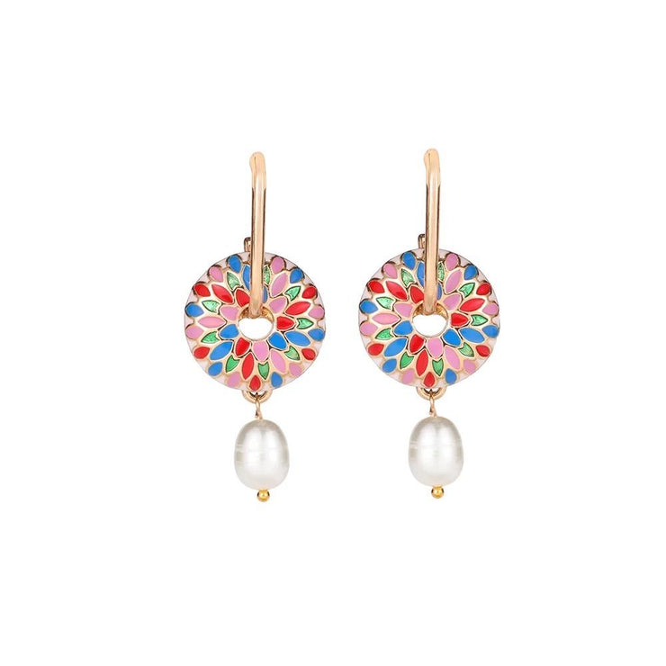 Maira Jewelry BOHEMIA DROP in COLORFUL