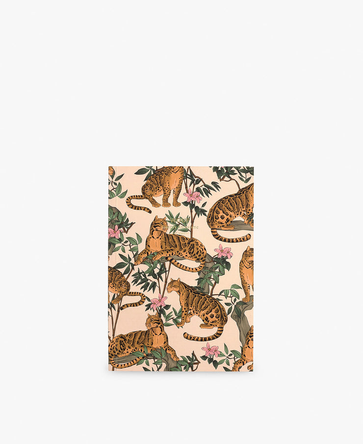 wouf A5 Lazy Jungle Paper Notebooks- Kağıt Defter