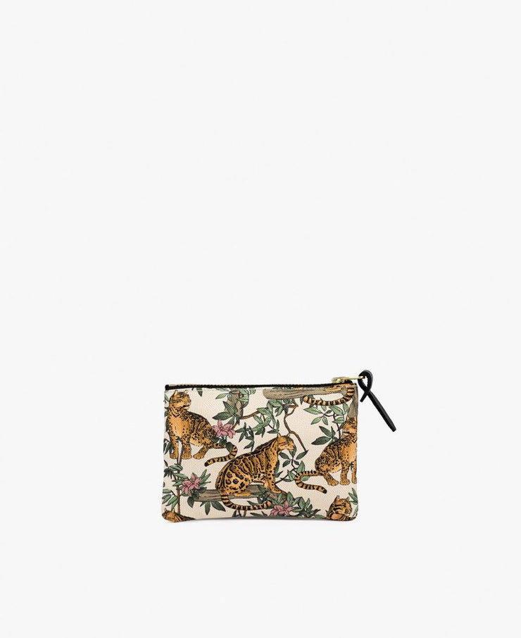 wouf Lazy Jungle Small Pouch - Para Çantası