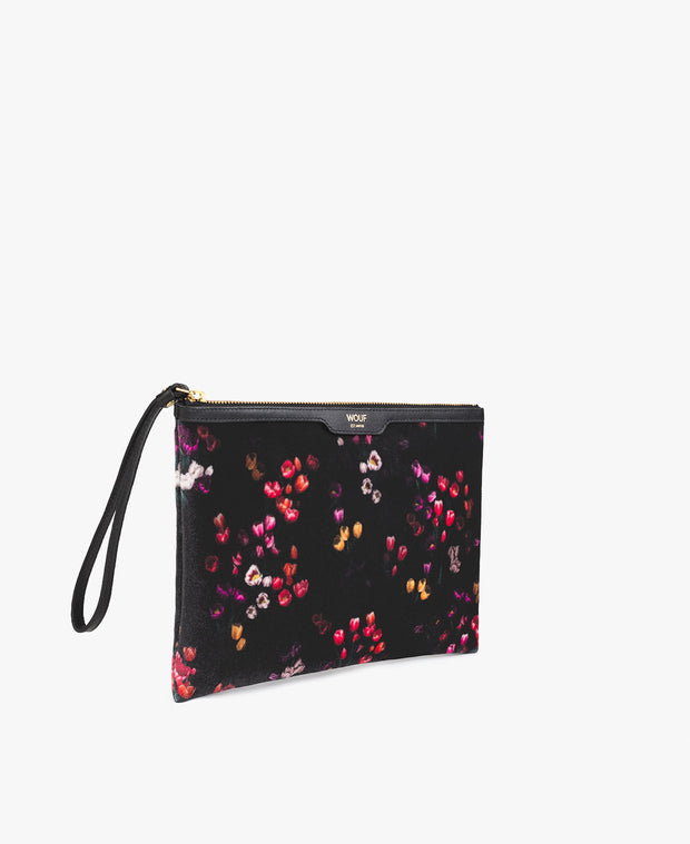 wouf Tulips Night Clutch Bag - El Çantası