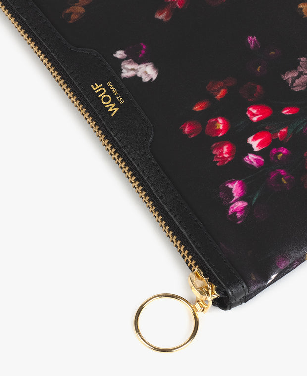 wouf Tulips Pocket Clutch Bag - Mini El Çantası