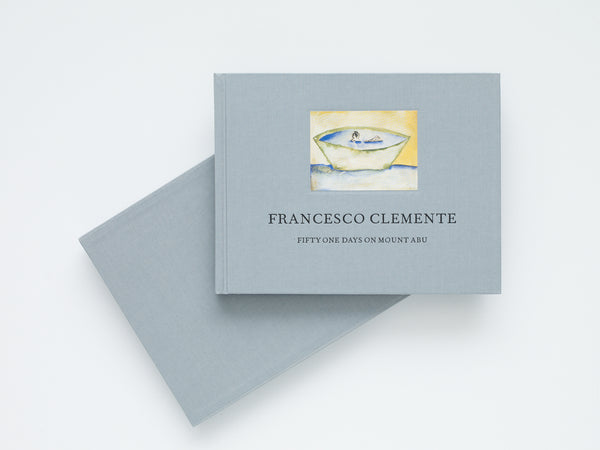 Francesco Clemente: Fifty One Days On Mount Abu