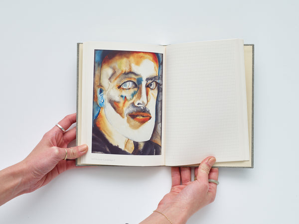 Francesco Clemente Notebook