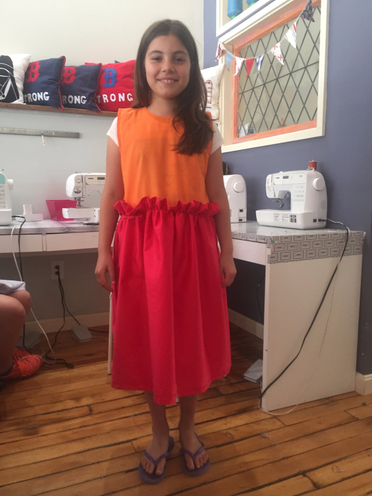 Summer Sewing Camp - Individual Morning - WELLESLEY