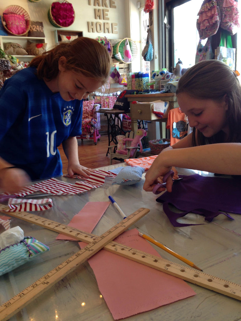 Summer Craft Camp - Full Weeks