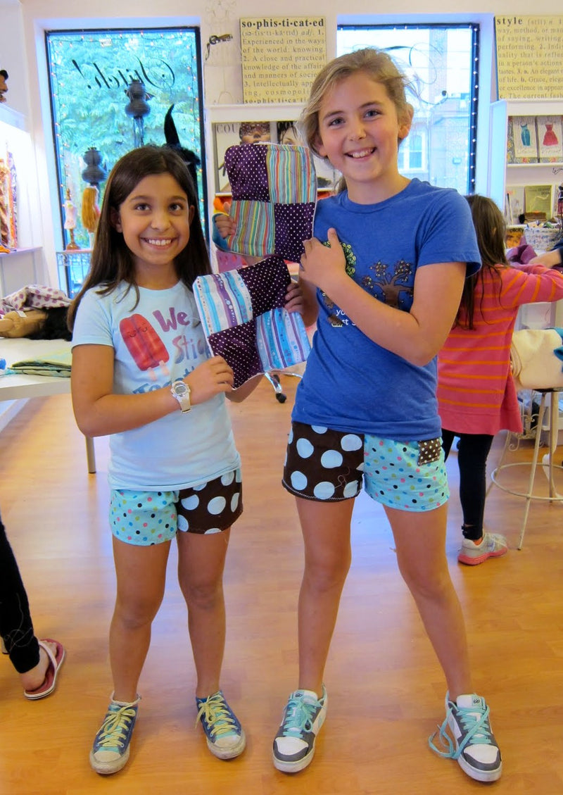 Summer Sewing Programs - Full Weeks