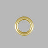 Jump Ring Yellow Gold Filled Open Jump Rings DIY Jewelry Making Findings - 4mm- for Jewelry Craft Making - Pack of 12