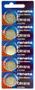 Renata CR1616 Low Drain 3v Silver Lithium Multi Drain Watch Battery - Tear Strip of 5