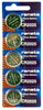 Renata CR2025 Low Drain 3v Silver Lithium Multi Drain Watch Battery - Tear Strip of 5