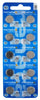 Renata #301 SR43SW Low Drain 1.55v Silver Oxide Multi Drain Watch Battery - Tear Strip of 10