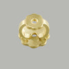 "10KT Gold Threaded Earring Back, Nut for 0.034"" /0.86mm Post"