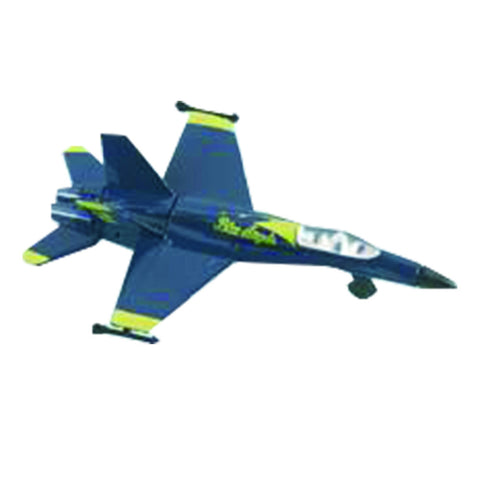 F-18 Hornet (Blue Angel Markings) Hot Wings