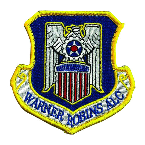 Warner Robins ALC Patch