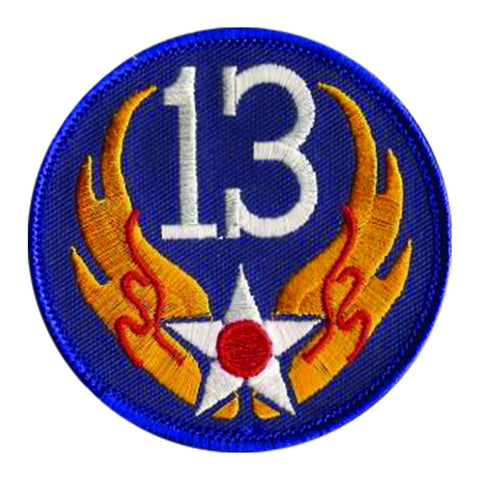 Patch: 13th Air Force