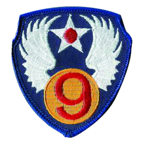 Patch: 9th Air Force