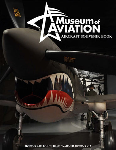 Museum of Aviation Aircraft Book Vol 1