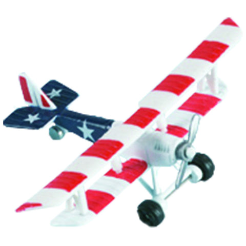 "Curtiss Jenny ""Old Glory"" Hot Wings"