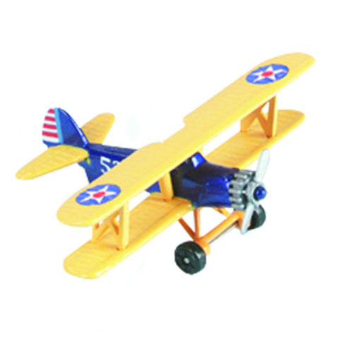 "Stearman PT-17 ""High Flyer"" Hot Wings"