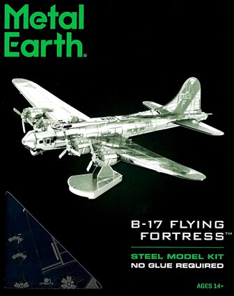 Steel Model Kit: B-17 FLYING FORTRESS