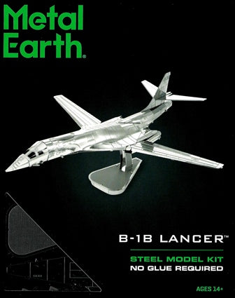 "Steel Model Kit : B-1B Lancer ""Bone"""