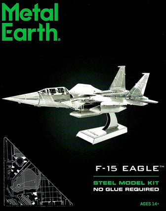Metal Earth: F-15 EAGLE