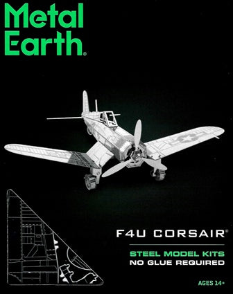 Metal Earth: F4U CORSAIR