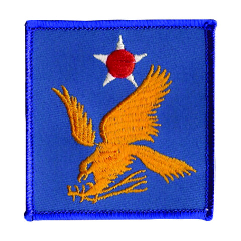 Patch: 2nd Air Force