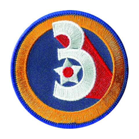3rd Air Force Patch