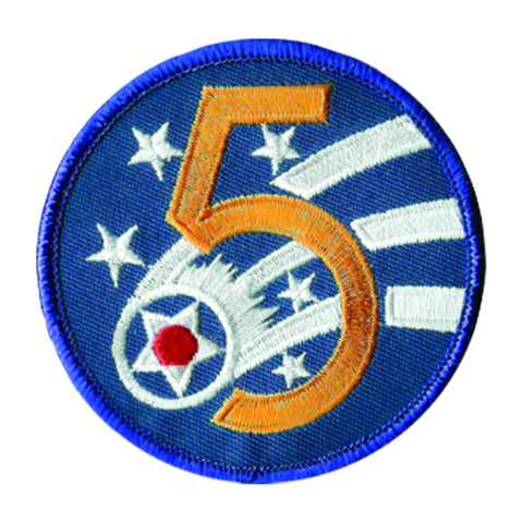 Patch: 5th Air Force