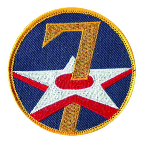 Patch: 7th Air Force