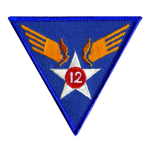 Patch: 12th Air Force