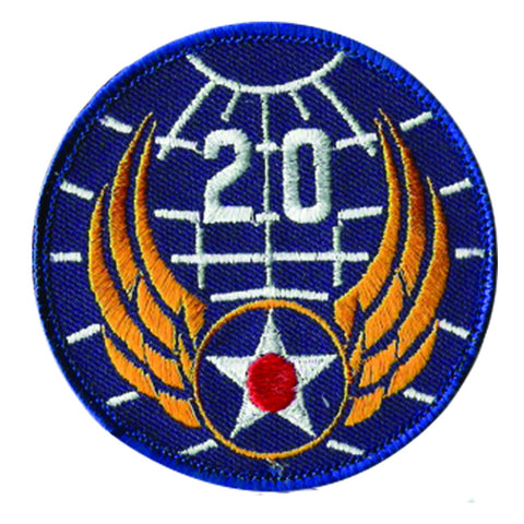 Patch: 20th Air Force
