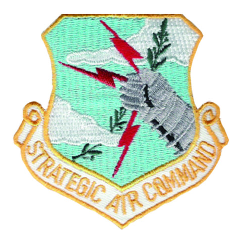 SAC Air Command Patch