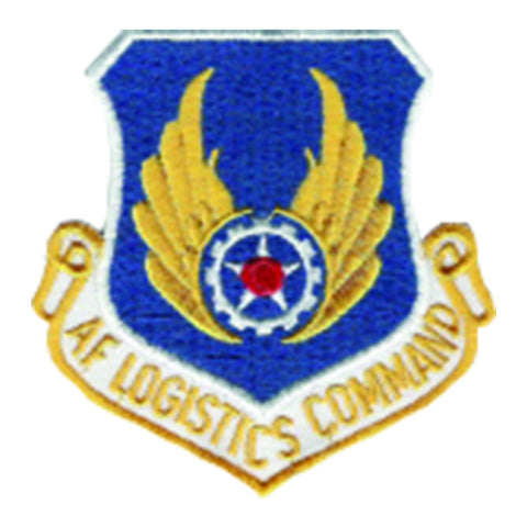 AF Logistics Command Patch