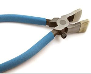 "Choice 8"" Metal Running Pliers for Stained Glass"