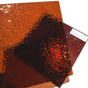 Wissmach EM4927 Stained Glass Sheet English Muffle Coronation Gold Cathedral Solid Translucent