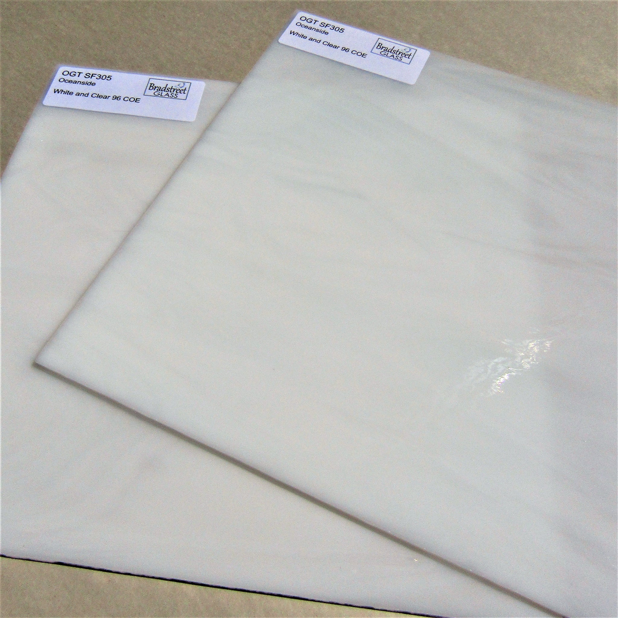 Off//White PPG Industries SSB16X36 Strength Float Glass Sheet
