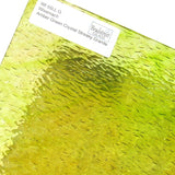 Wissmach Amber Green Crystal Clear Streaky Granite WI 55LL G