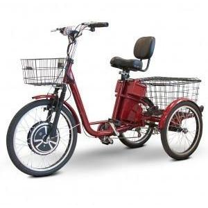 E Wheels EW 29 Electric Trike Cruising Tricycle - able mobility